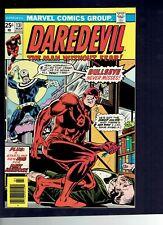 Marvel Comics Daredevil #131 March 1976 First Bullseye