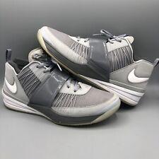 b567904b4033a Nike Zoom Revis Island 24 Grey White Training Shoes 555776-010 Size 10.5 Max