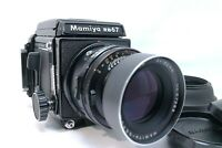 [Exc+5 ] Mamiya RB67 Pro  film came w/ SEKOR C 180mm f4.5 Lens  From Japan #0810