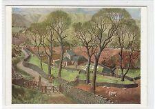"""SPRING IN ESKDALE"": Soho Gallery postcard by J McIntosh Patrick (C29150)"