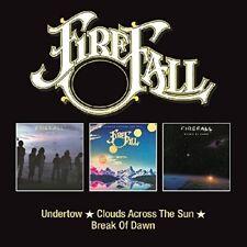 Firefall - Undertow / Clouds Across The Sun / Break Of Dawn [New CD] UK - Import
