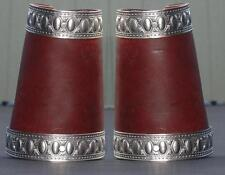 Greek Roman arm bracers bracer wrist guards leather iron armor archery armour