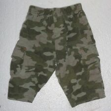 BABY CONNECTION BOYS SIZE 0-3 MONTH CAMOUFLAGE PANTS