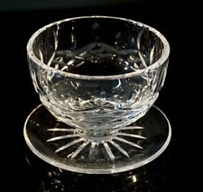 Beautiful Waterford Crystal Lismore Footed Dessert