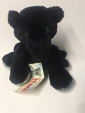 "1981 Daekor Black Panther plush  ""Roar"" Collection, Rare, Movie Memorabilia"