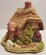 Lilliput Lane Wash Day Cottage c1996 Collectors Free Gift Made in England