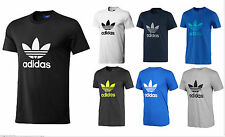 adidas Cotton Graphic Singlepack T-Shirts for Men