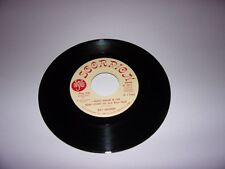 """45"""" Ray Sanders: I Don't Know If I've Been Loved / Your Laughing I'm Crying / EX"""