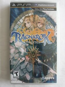 Ragnarok Tactics, Sony PSP, NEW/SEALED, Region 1, *Very Rare*