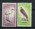 New Zealand 1961 Sg#806-7 Health Stamps Birds Used Set #A26864