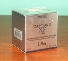 New Dior Capture XP Yeux Ultimate Wrinkle Correction Eye Creme 15 ml Sealed