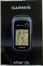 Garmin Handheld GPS Navigator eTrex 30x Unit #010-01508-10