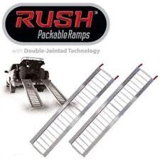 TX500 RUSH NEW Packable ATV UTV Ramps 2000 lb Limit Compact Ramps Pair