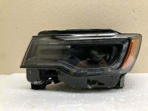 2015 2016 2017 2018 2019 2020 jeep cherokee SRT LH xenon headlight Without level