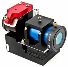 Laser Lab Optical Filter Assembly Withoptosigma Precision Single Axis Stage