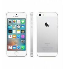 Apple iPhone SE 64GB GSM Unlocked - Silver Smartphone A1662 64 GB 12MP A9 iOS