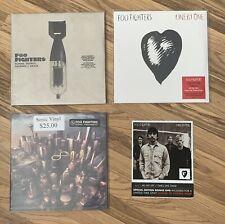 Foo Fighters Vinyl Bundle