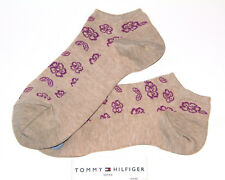 TOMMY HILFIGER WOMENs FOOTSIE SOCKS size EU39-41 UK6-8 US 9-11 BNWT