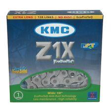 "Cadena KMC z1x EPT 1/2"" x 1/8"" buje circuito + Single Speed 112 eslabones"