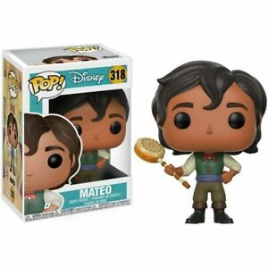 Mateo Elena of Avalor Disney Pop! Funko Vinyl Figure 318 NIB