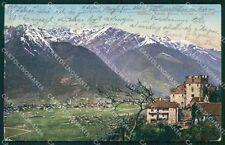 Bolzano Merano cartolina VK1011