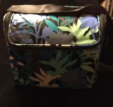 New Vera Bradley Stay Cooler Insulated Lunch Tote SLR Camera Case Camofloral NWT