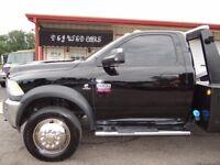2012 thru 2020  Dodge 4500 5500 19.5 Truck  Front Pair Wheel Simulators 10 lug
