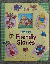 Disney Friendly Stories - Winnie-the-Pooh -  My First Treasury - Board Book