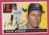 1955 Topps # 115 Ellis Kinder - Red Sox (EX-MT)