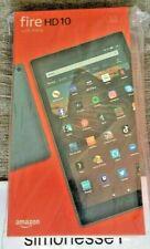 New Fire 10 HD Amazon Kindle Tablet 32 GB Twilight Blue UK Model 9th Brand New ✅