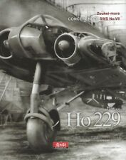Zoukei-Mura Concept Note SWS No.VII Horton Ho 229