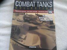 DeAGOSTINI COMBAT TANKS COLLECTION MAGAZINE No 19: CHURCHILL Mk VII, UK 1944