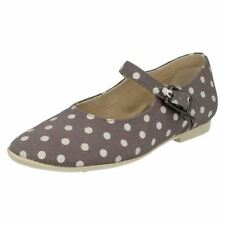 Medium Buckle Canvas Casual Girls' Shoes