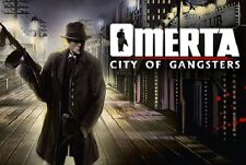 Omerta City Of Gangsters PC Steam Code Key NEW Download Game Fast Region Free