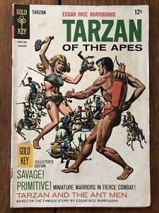 """Tarzan #174 (Feb 1968, Gold Key) Edgar Rice Burroughs' """"Tarzan and the Ant Men"""""""