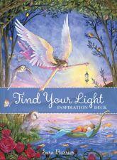 Find Your Light Inspiration NEW Sealed Set 44 Cards 28 pg Book Sara Burrier