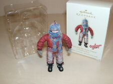NEW 2007 Hallmark Ornament A Christmas Story I Can't Put My Arms Down Snow Suit