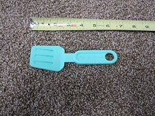 Fisher Price Fun with Food Utensil teal spatula flipper scraper pancake hamburg