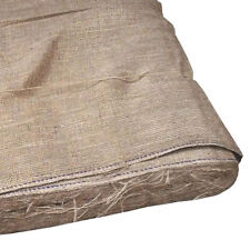 14oz Hessian Bolt 1.8m x 50m Natural Fabric Wedding Craft Burlap Vintage Party