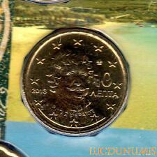 Grèce 2013 - 10 Centimes d'euro 20 000 exemplaires Provenant du coffret BU RARE