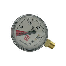 Hiwi-Euskirchen Manometer CO2 Druckminderer 250 bar