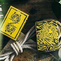 The Hidden Rey Jugando a las Cartas - Amarillo Póquer Juego de Cartas