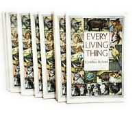 Lot 8 copies EVERY LIVING THING Rylant GUIDED READING Lit Circle books Stories