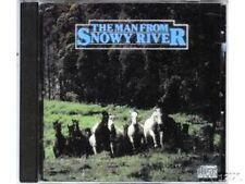 THE MAN FROM SNOWY RIVER Rare ORIGINAL Australian Soundtrack CD 1982