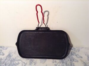 French Cast Iron Le Creuset Style Griddle Pan (1488)