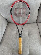Wilson Pro Staff 97 4 3/8 11.1oz 315g Tennis Racquet