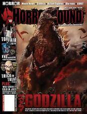 Horrorhound Magazine #47 Horror Monster Gore