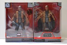 New Star Wars Elite Series Die Cast Finn Disney Store Lightsaber/Blaster Both