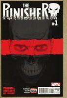 Punisher #1-2016 nm 9.4 1st Standard cover / Declan Shalvey