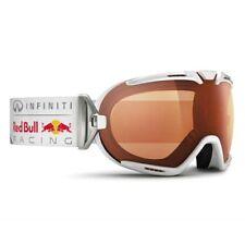 Ski Helm Infiniti Red Bull Racing Skibrille Boavista 005 metal white #1235 Ski H